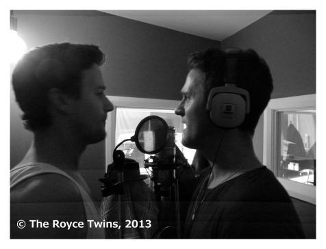 RoyceTwinsStudio3