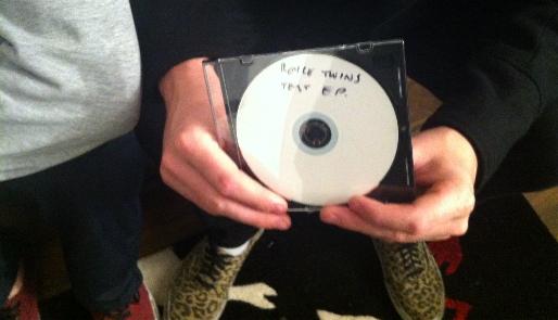 CD Shot
