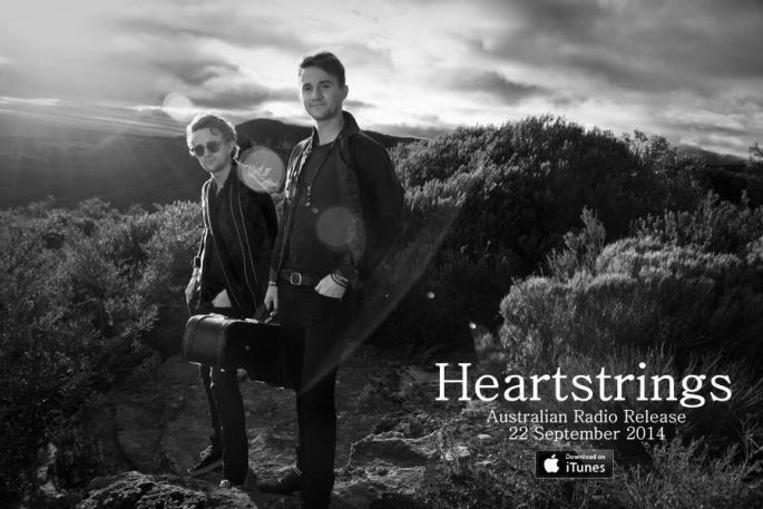 Heartstrings -  Released to Australian Radio 22 September 2014