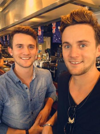 The Royce Twins - Australia Day 2015