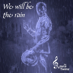 We will be the rain - cover art