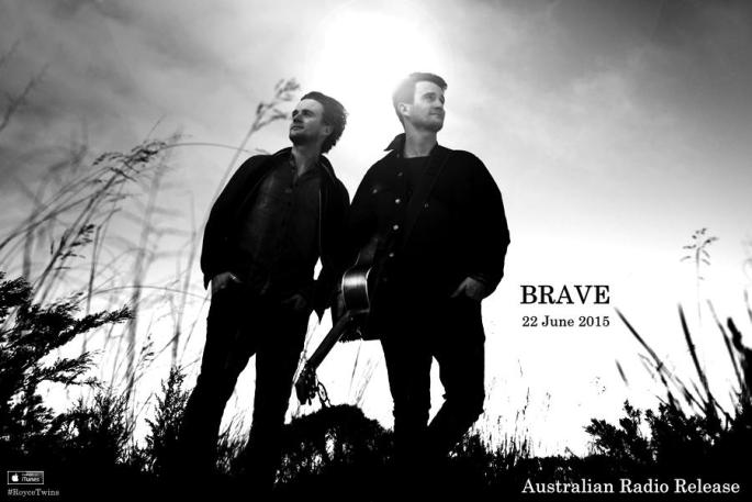 Brave The Royce Twins Australian Radio