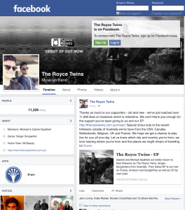 11000 Likes - The Royce Twins