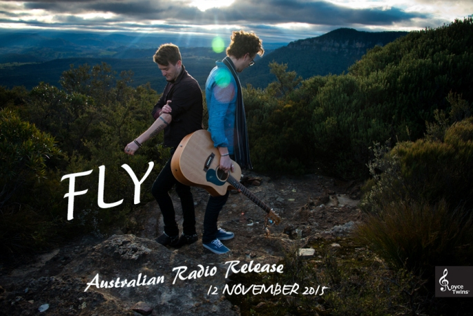 Fly - The Royce Twins - Australian Radio Release