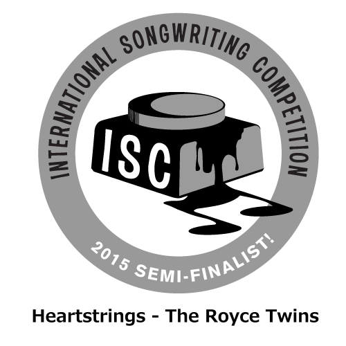 International Songwriting Competition - The Royce Twins